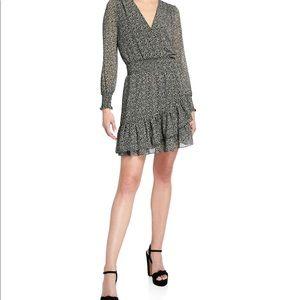 Michael Michael Kors Smocked Mini Dress